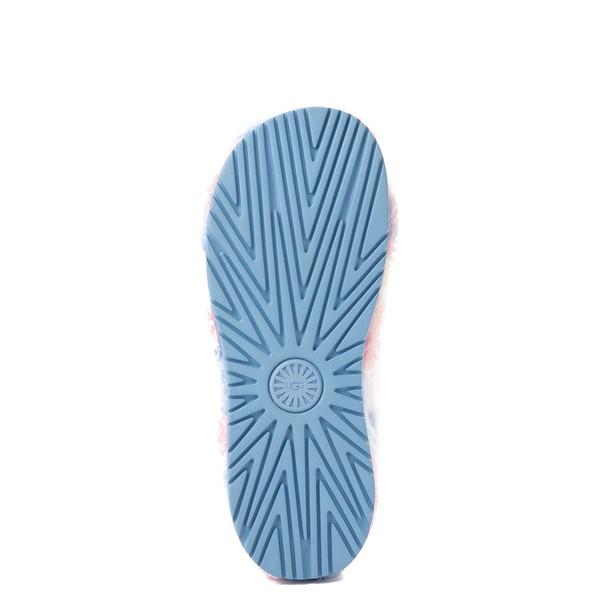 alternate view UGG® Fluff You Pride Slide Sandal - Pastel MulticolorALT3