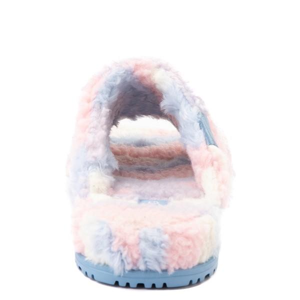 alternate view UGG® Fluff You Pride Slide Sandal - Pastel MulticolorALT4