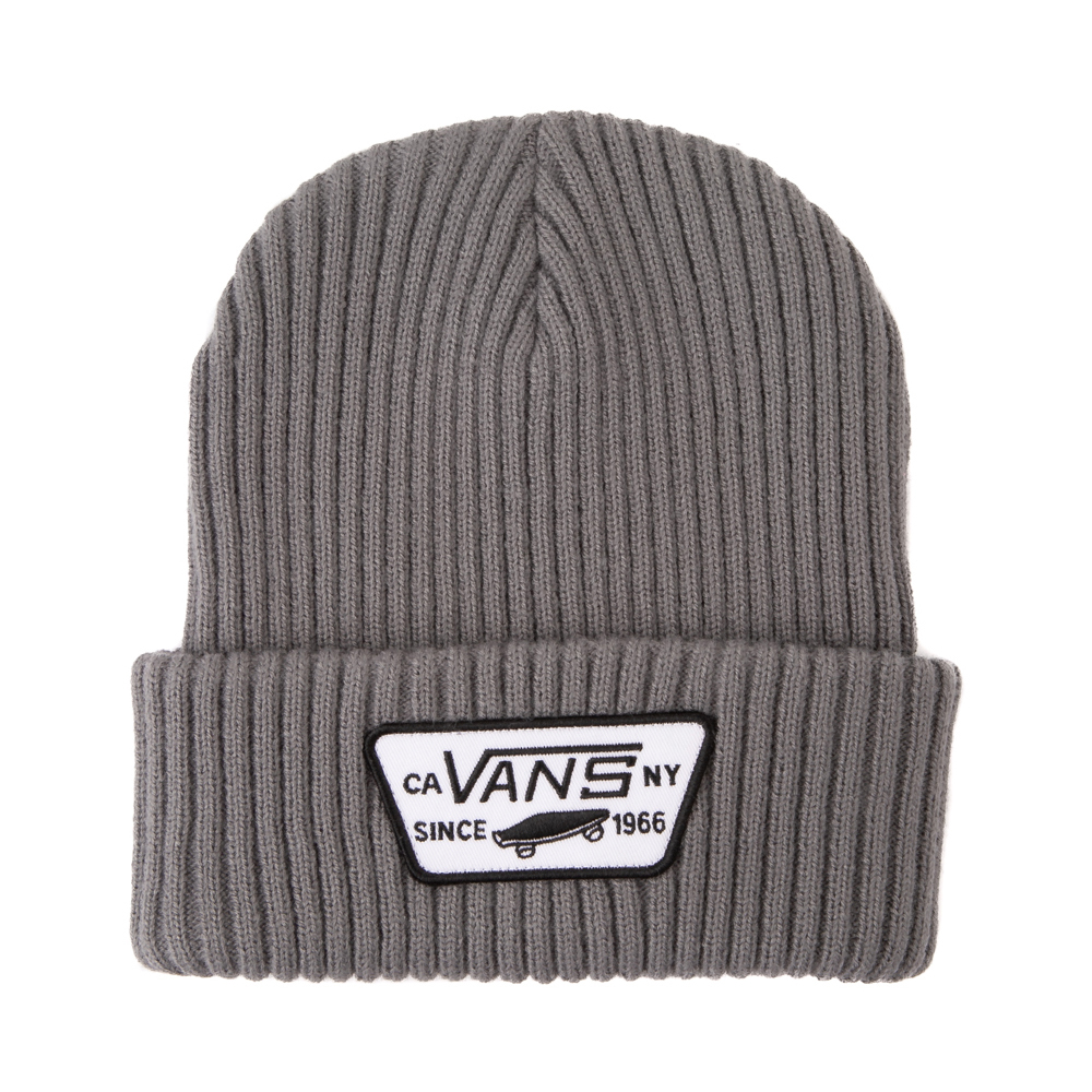 Vans Full Patch Beanie - Pewter