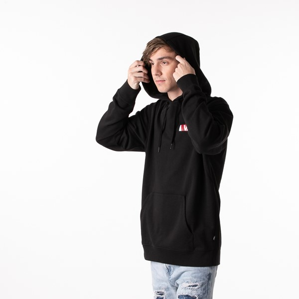 alternate view Mens Vans Future Standard Hoodie - BlackALT1