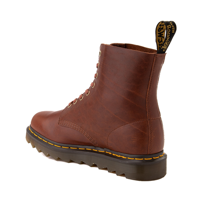 Alternate view of Dr. Martens 1460 8-Eye Ziggy Boot - Tan