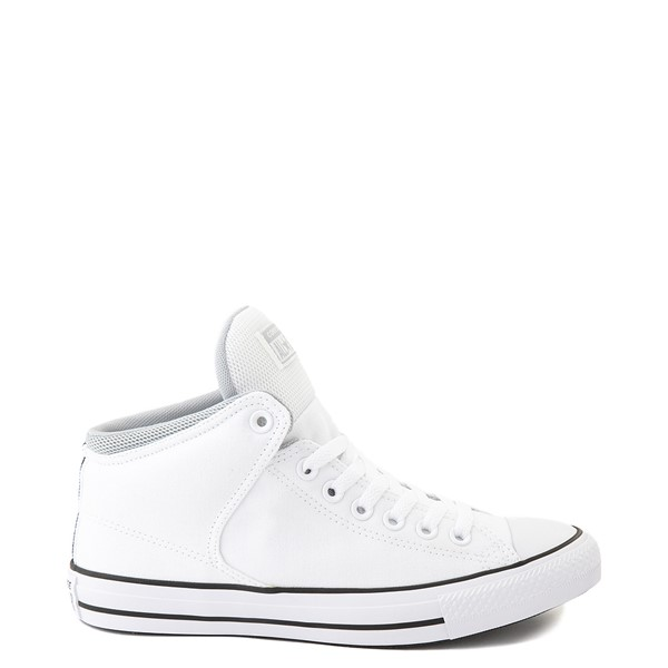 Converse Chuck Taylor All Star High Street Sneaker - White / Gray