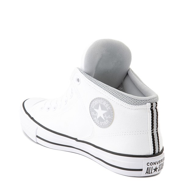 alternate view Converse Chuck Taylor All Star High Street Sneaker - White / GrayALT2