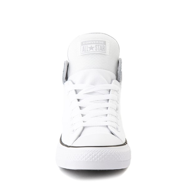 alternate view Converse Chuck Taylor All Star High Street Sneaker - White / GrayALT4