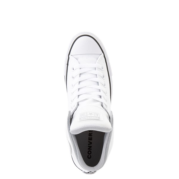 alternate view Converse Chuck Taylor All Star High Street Sneaker - White / GrayALT4B