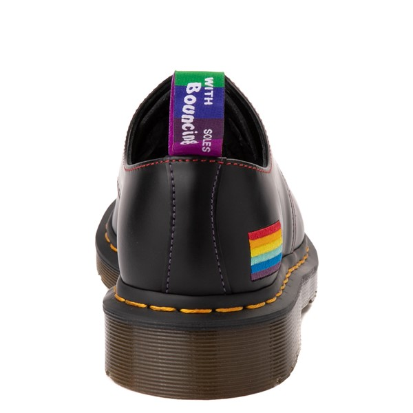 alternate view Dr. Martens 1461 For Pride Casual Shoe - BlackALT4