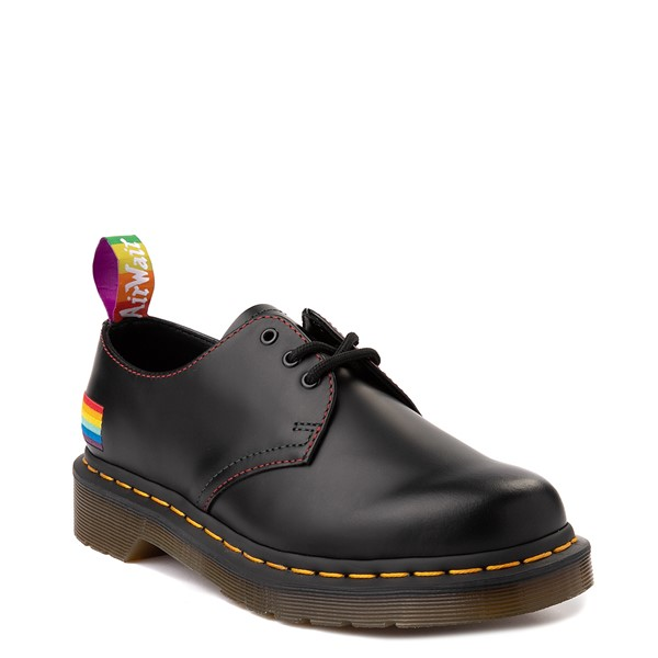 alternate view Dr. Martens 1461 For Pride Casual Shoe - BlackALT5