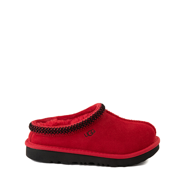Main view of UGG® Tasman II Casual Shoe - Toddler / Little Kid / Big Kid - Samba Red