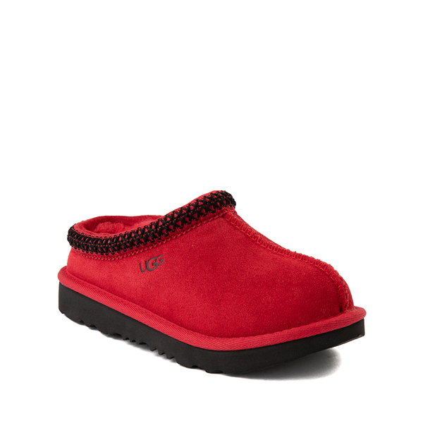 alternate view UGG® Tasman II Casual Shoe - Toddler / Little Kid / Big Kid - Samba RedALT5