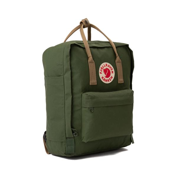 alternate view Fjallraven Kanken Backpack - Spruce / ClayALT4B