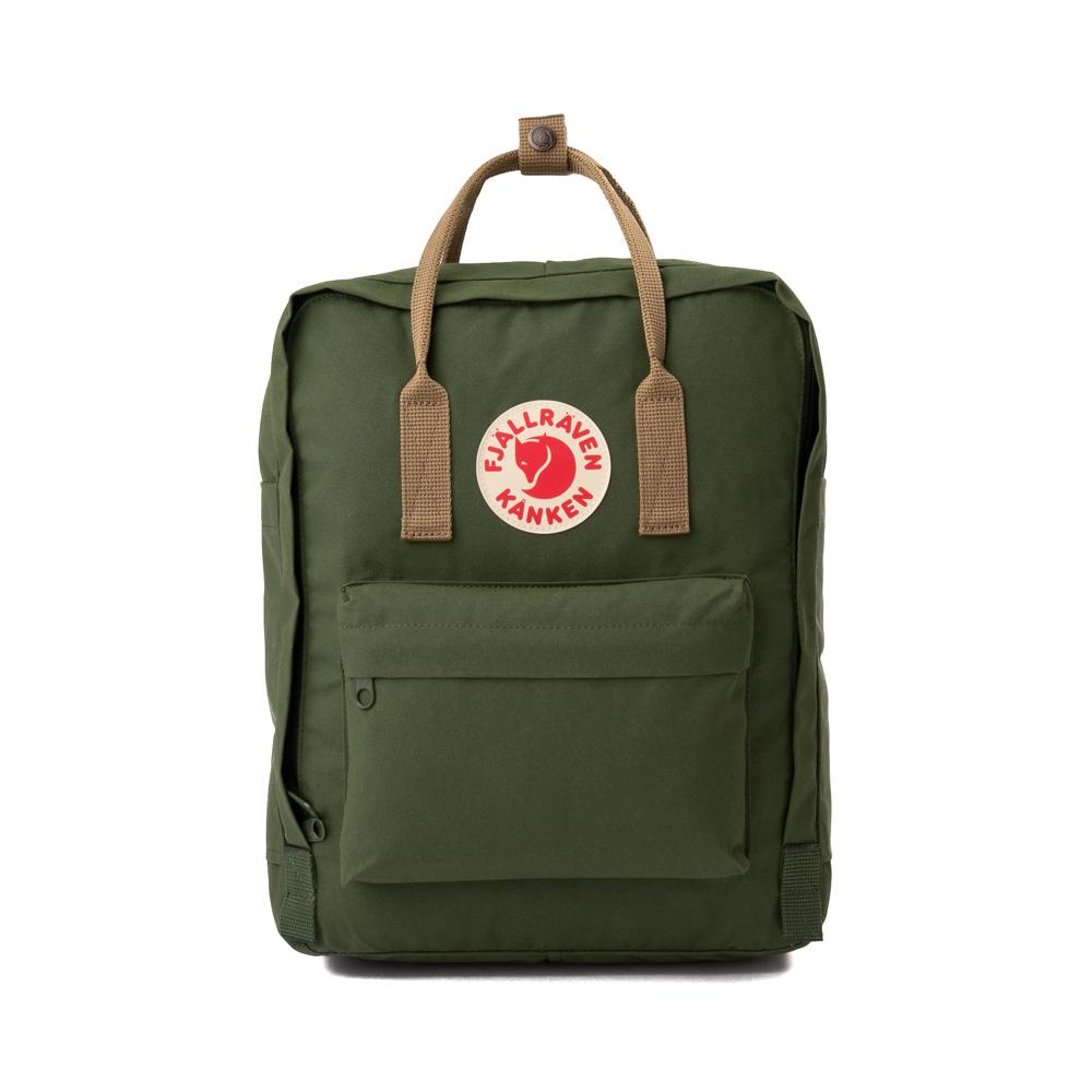Fjallraven Kanken Backpack - Spruce / Clay