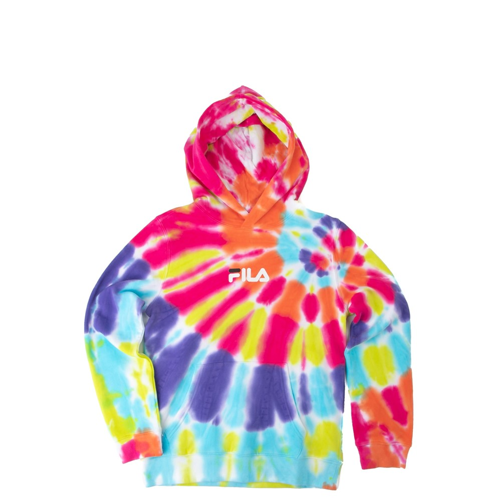 Fila Erika Hoodie - Little Kid / Big Kid - Tie Dye