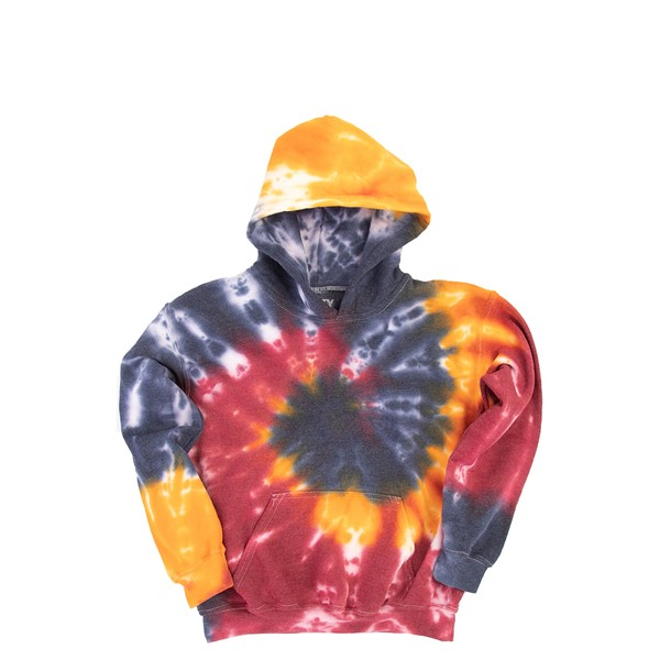 Main view of Tie Dye Hoodie - Little Kid / Big Kid - Multicolor