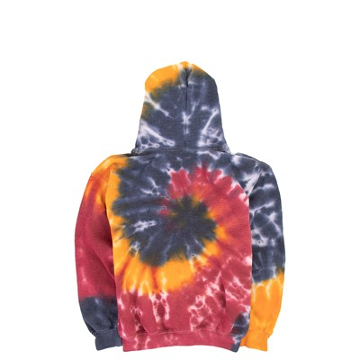 Alternate view of Tie Dye Hoodie - Little Kid / Big Kid - Multicolor