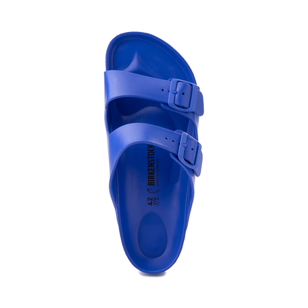alternate view Mens Birkenstock Arizona EVA Sandal - Ultra BlueALT2