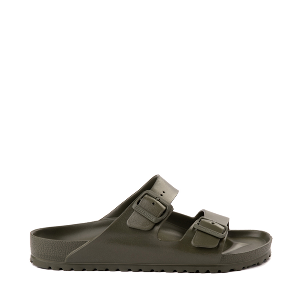 Main view of Mens Birkenstock Arizona EVA Sandal - Khaki