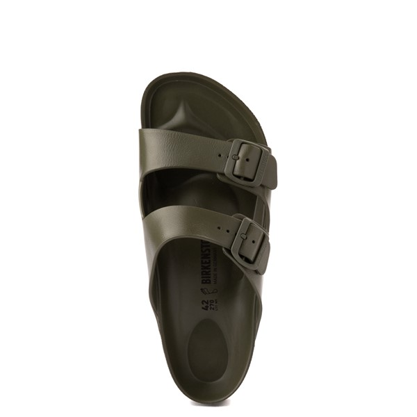 alternate view Mens Birkenstock Arizona EVA Sandal - KhakiALT4B