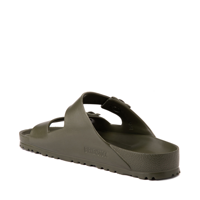 Alternate view of Mens Birkenstock Arizona EVA Sandal - Khaki