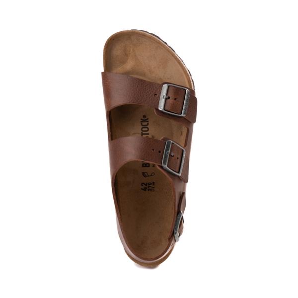 alternate view Mens Birkenstock Milano Sandal - Vintage Wood RoastALT2