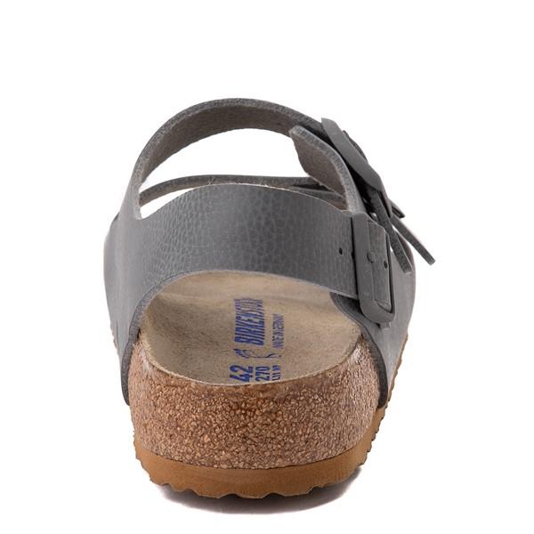 alternate view Mens Birkenstock Milano Sandal - Desert Soil GrayALT4