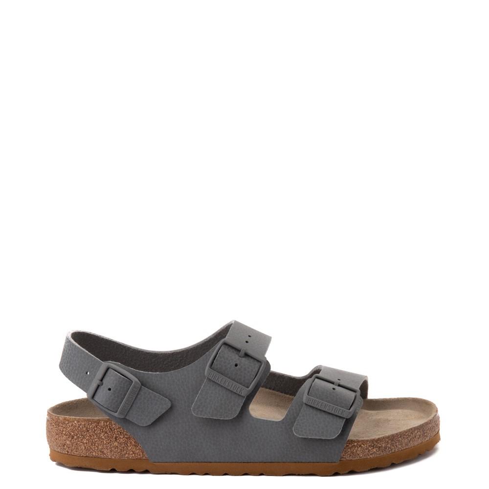 Mens Birkenstock Milano Sandal - Desert Soil Gray