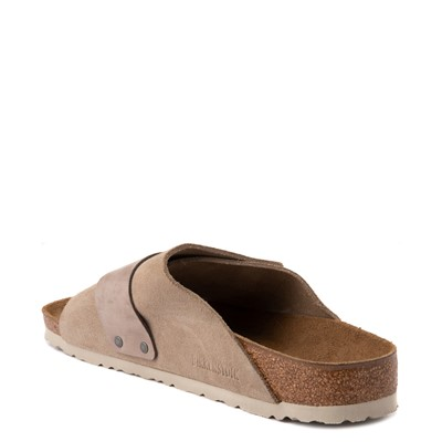 Alternate view of Mens Birkenstock Kyoto Slide Sandal - Taupe