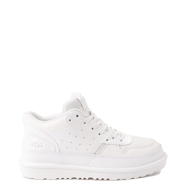 Main view of UGG® Highland Sneaker - Little Kid / Big Kid - White