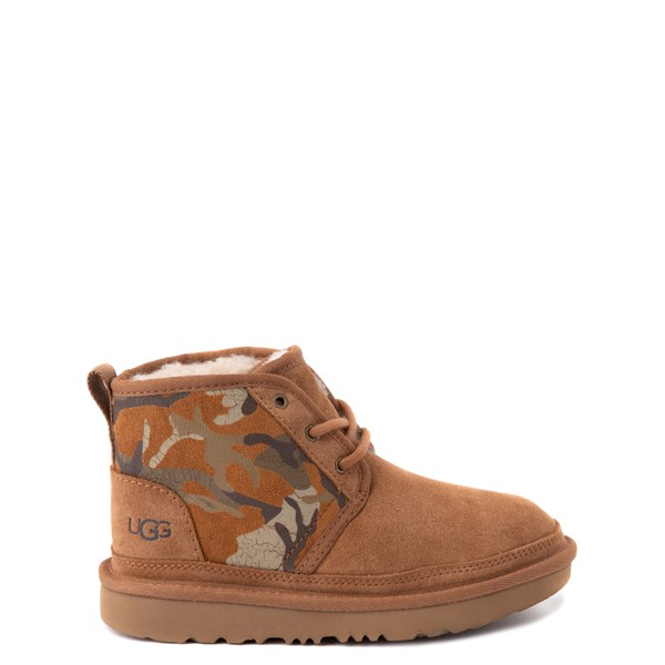 UGG® Neumel II Boot - Little Kid / Big Kid - Brown / Camo