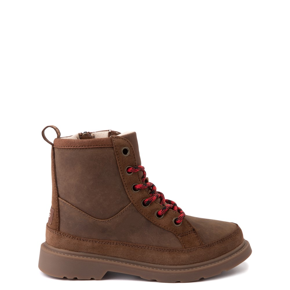 UGG® Robley Weather Boot - Little Kid / Big Kid - Walnut