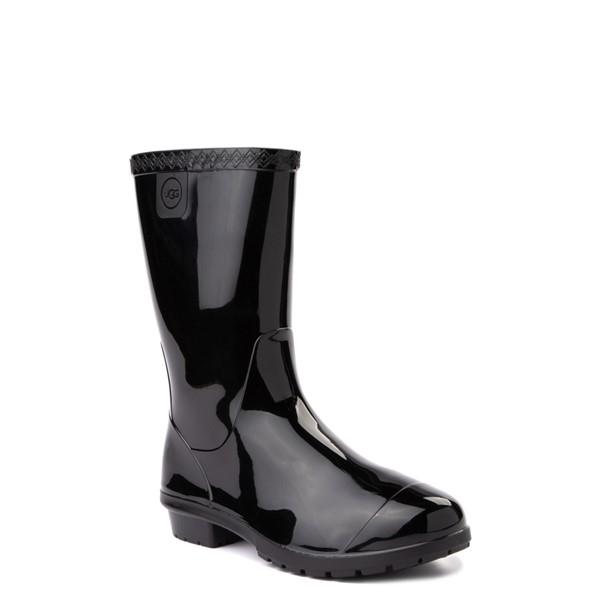 alternate view UGG® Raana Rain Boot - Little Kid / Big Kid - BlackALT5