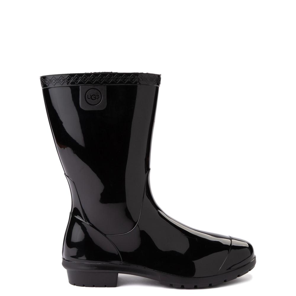 UGG® Raana Rain Boot - Little Kid / Big Kid - Black