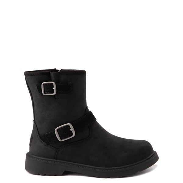 Main view of UGG® Kinzey Weather Boot - Little Kid / Big Kid - Black