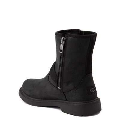 Alternate view of UGG® Kinzey Weather Boot - Little Kid / Big Kid - Black