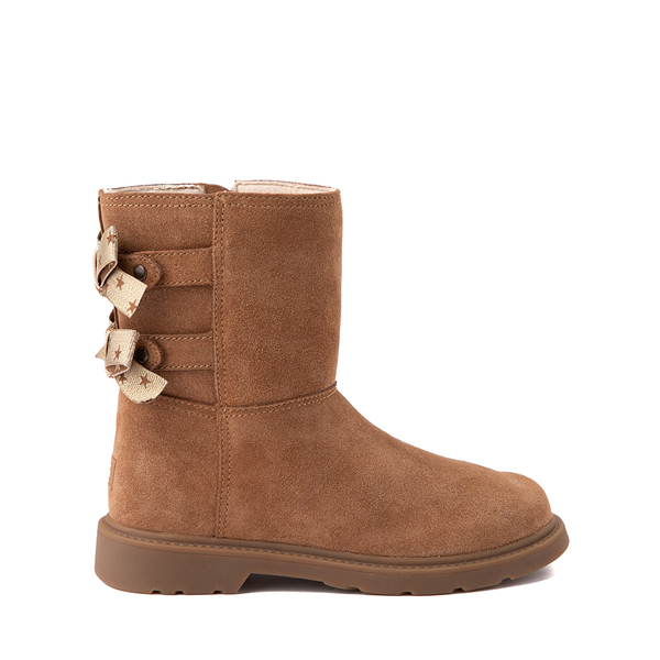 Main view of UGG® Tillee Boot - Little Kid / Big Kid - Chestnut