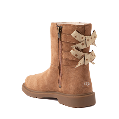 Alternate view of UGG® Tillee Boot - Little Kid / Big Kid - Chestnut