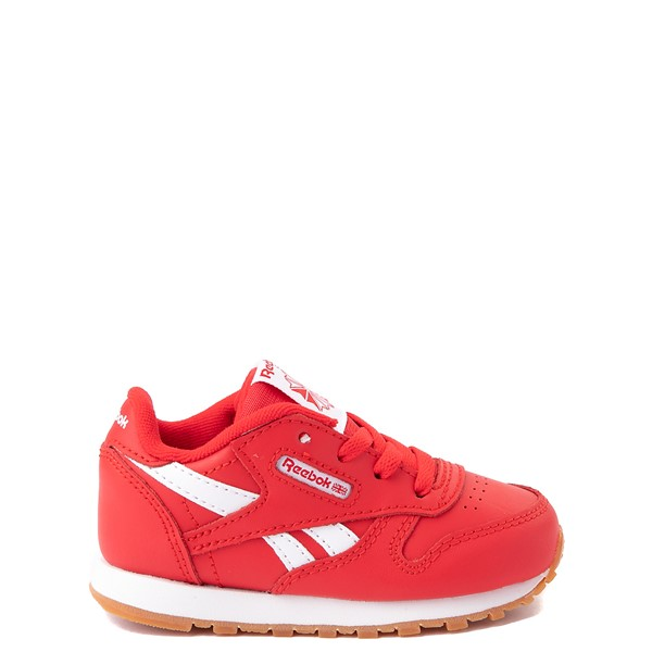 Main view of Reebok Classic Athletic Shoe - Baby / Toddler - Primal Red