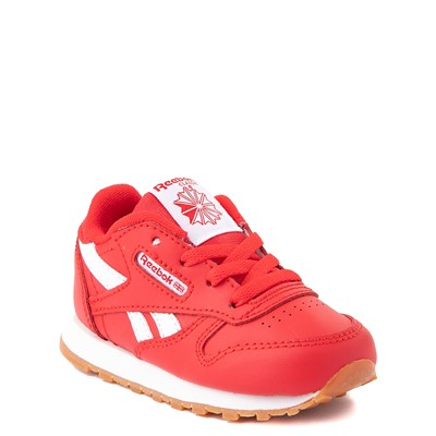 Alternate view of Reebok Classic Athletic Shoe - Baby / Toddler - Primal Red
