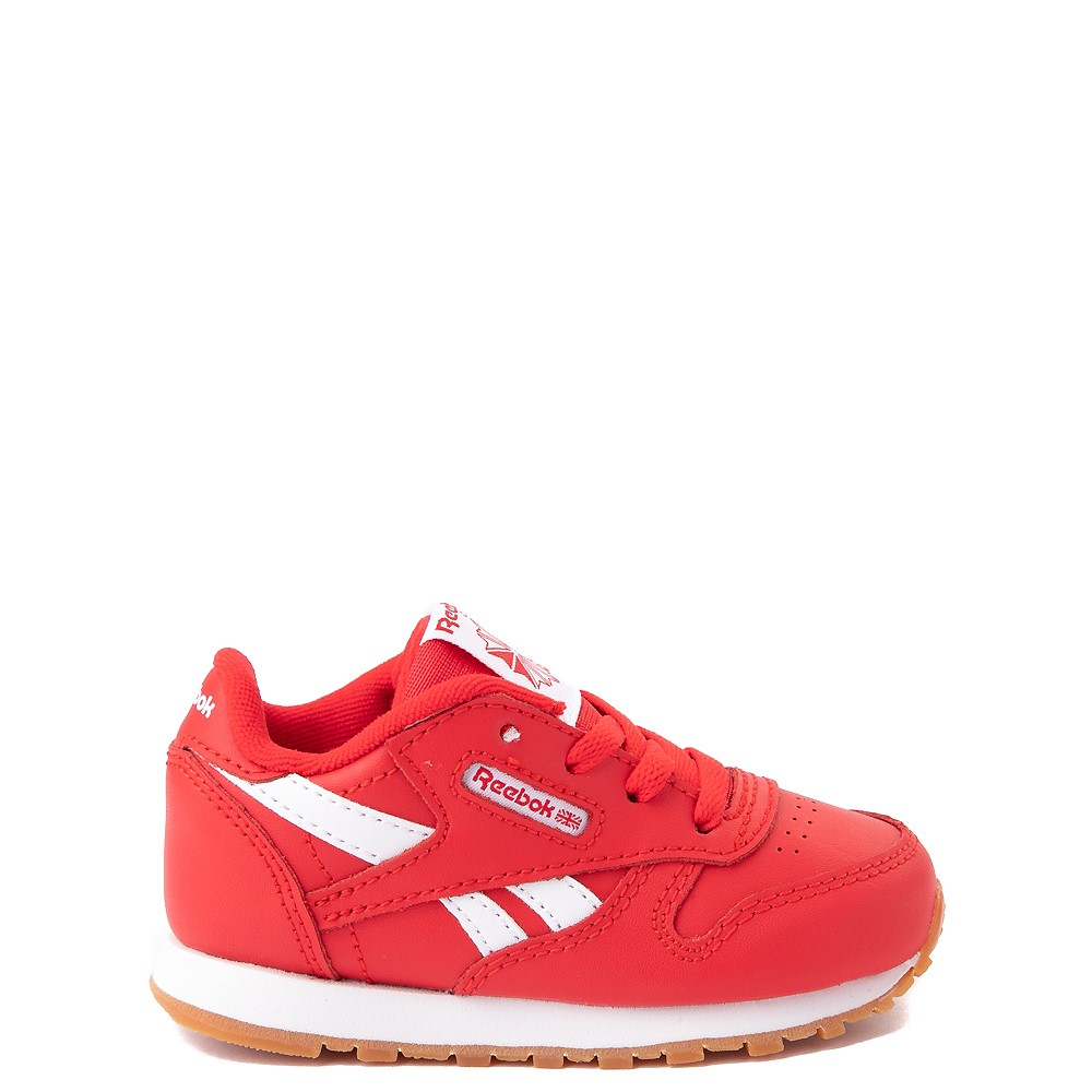 Reebok Classic Athletic Shoe - Baby / Toddler - Primal Red