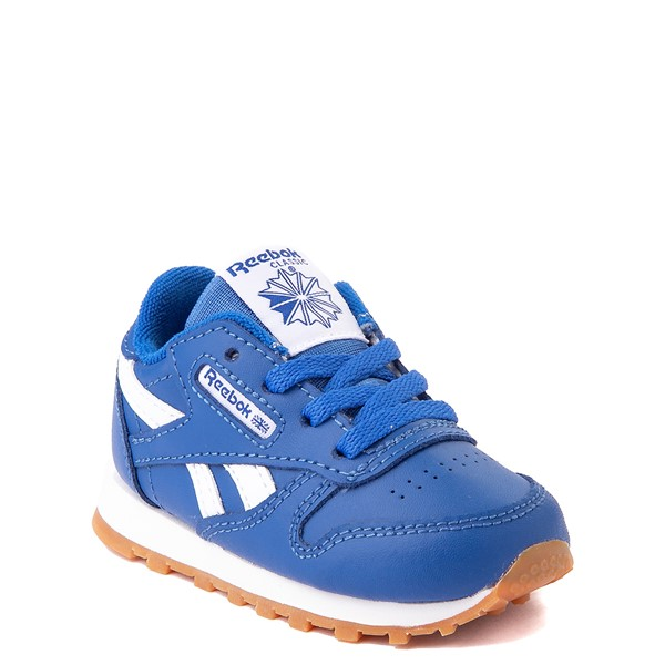 alternate view Reebok Classic Athletic Shoe - Baby / Toddler - Royal BlueALT1