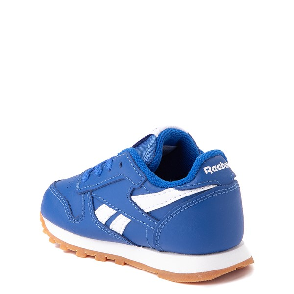 alternate view Reebok Classic Athletic Shoe - Baby / Toddler - Royal BlueALT2