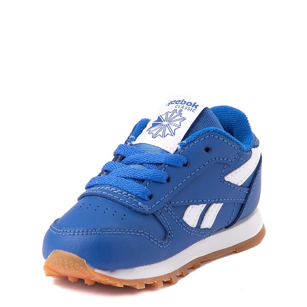 alternate view Reebok Classic Athletic Shoe - Baby / Toddler - Royal BlueALT3