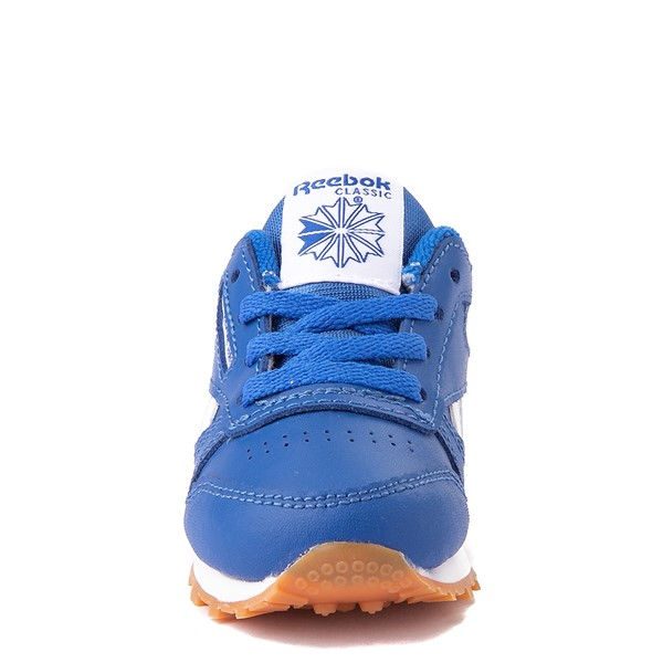 alternate view Reebok Classic Athletic Shoe - Baby / Toddler - Royal BlueALT4