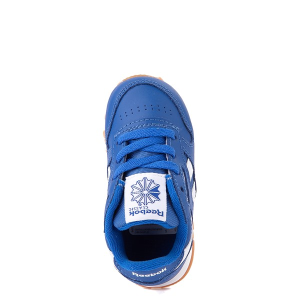 alternate view Reebok Classic Athletic Shoe - Baby / Toddler - Royal BlueALT4B