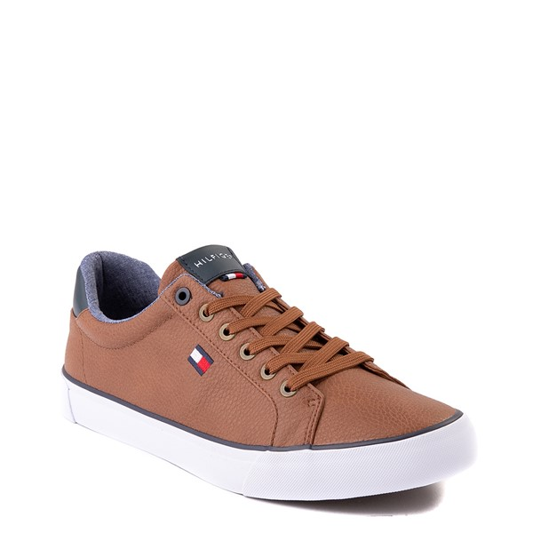 alternate view Mens Tommy Hilfiger Randal Casual Shoe - TanALT5