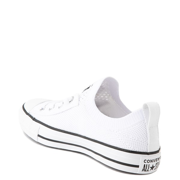 alternate view Womens Converse Chuck Taylor All Star Shoreline Knit Sneaker - WhiteALT1
