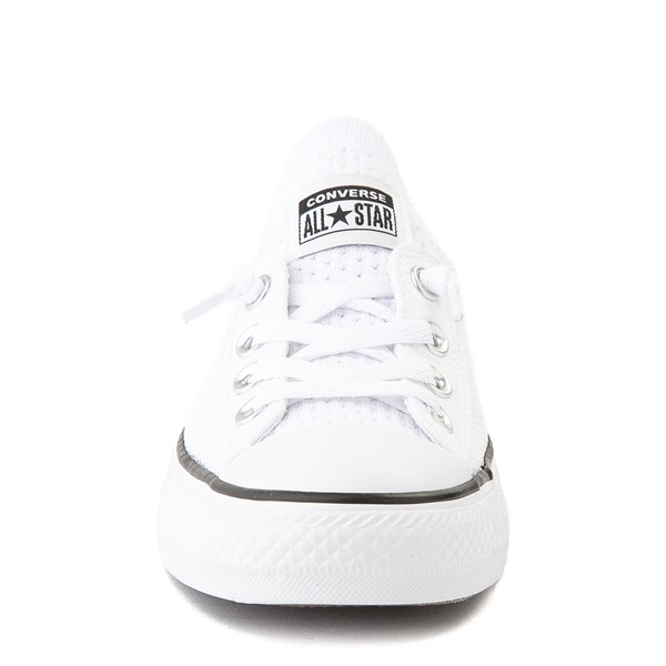 alternate view Womens Converse Chuck Taylor All Star Shoreline Knit Sneaker - WhiteALT4