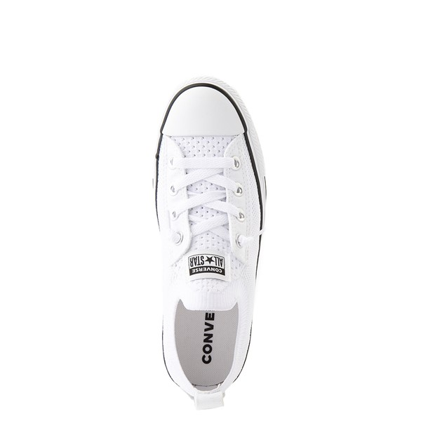 alternate view Womens Converse Chuck Taylor All Star Shoreline Knit Sneaker - WhiteALT4B