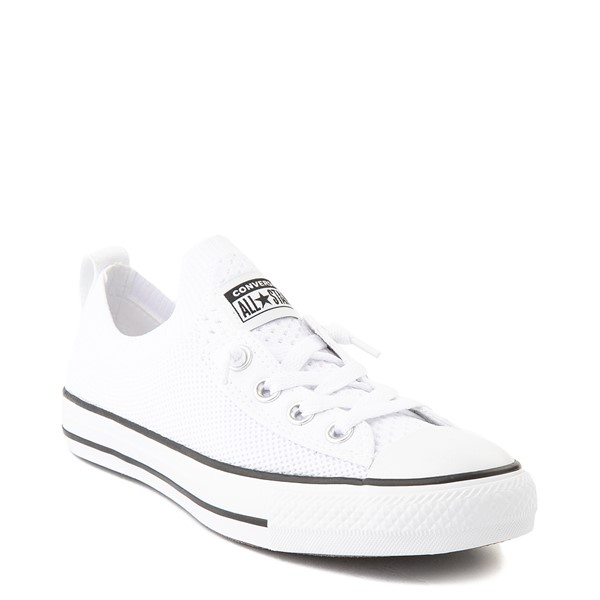 alternate view Womens Converse Chuck Taylor All Star Shoreline Knit Sneaker - WhiteALT5