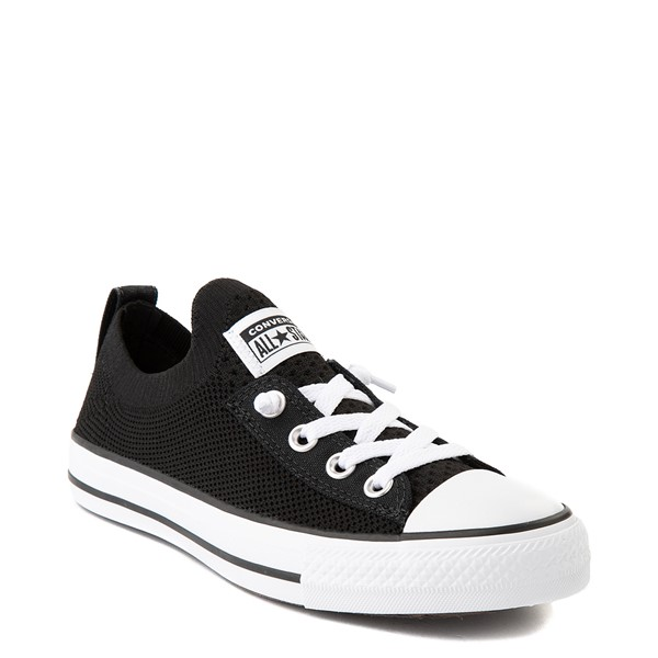 alternate view Womens Converse Chuck Taylor All Star Shoreline Knit Sneaker - BlackALT5