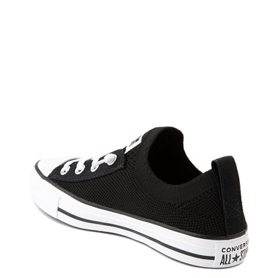 Alternate view of Womens Converse Chuck Taylor All Star Shoreline Knit Sneaker - Black